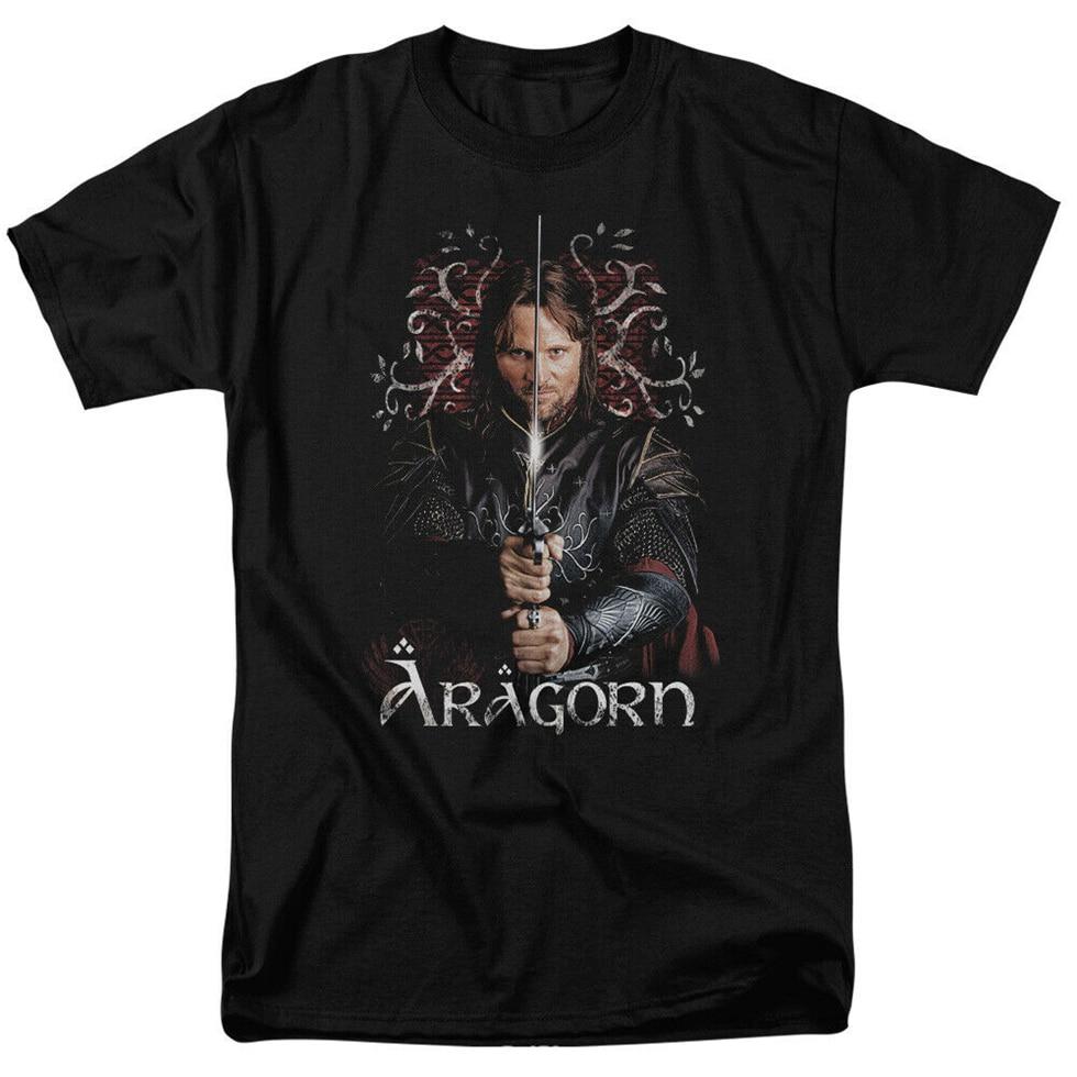Властелин колец Арагорн лицензионный для взрослых футболка большого