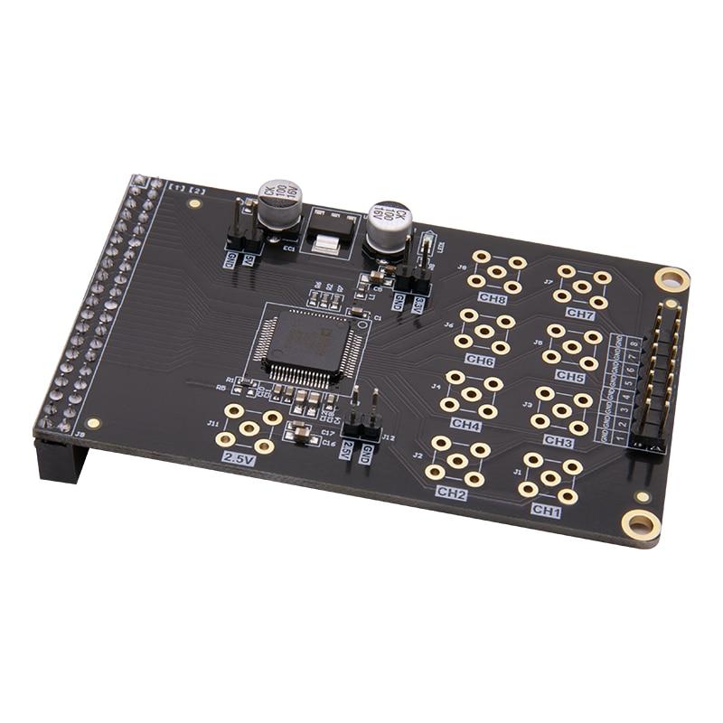 ALINX AN706: 16-bits AD Module  Multi-Channels  Simultaneous Sampling for FPGA Board enlarge