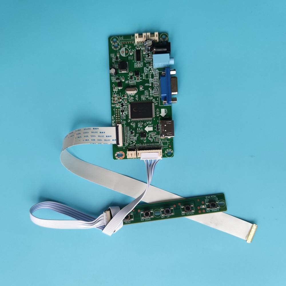 ل LP140WF3-SPL1 عدة VGA شاشة عرض EDP LED LCD سائق HDMI متوافق DIY بها بنفسك 14
