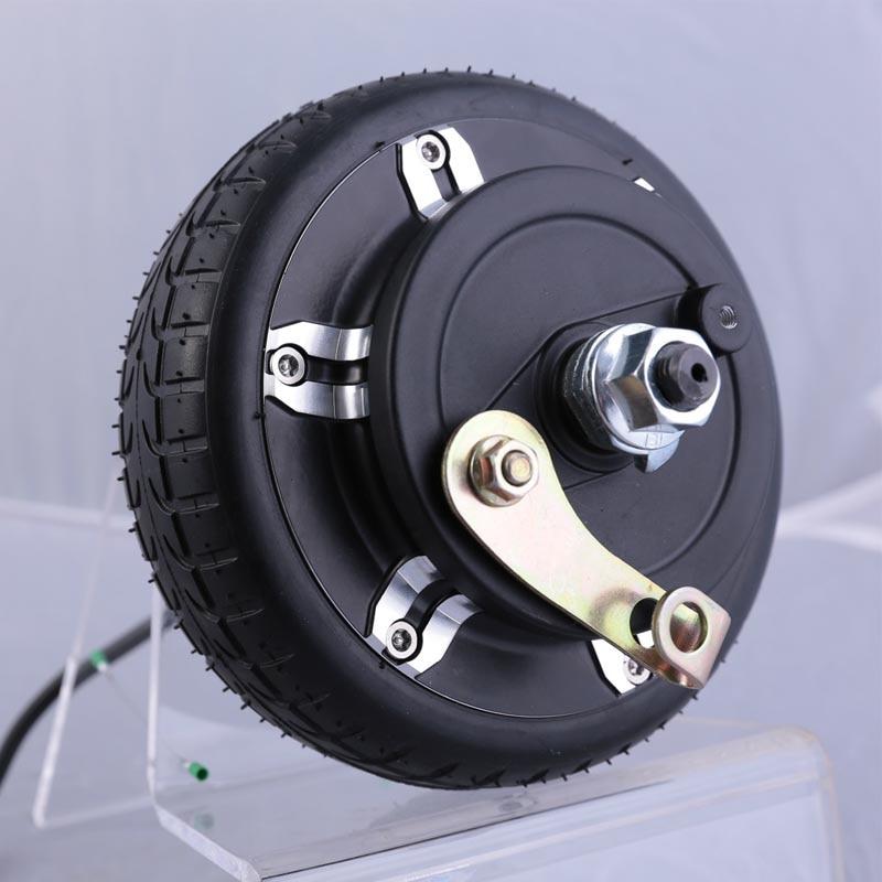 25 km/h and 24 v36v250w: operate 6 inch brake drum brake hub motors