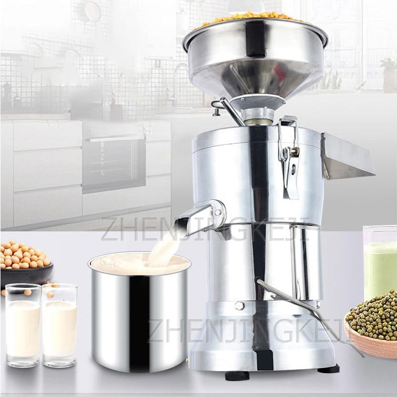 Большая машина для соевого молока, полностью автоматический промышленный Многофункциональный сепаратор соевого молока, зерновых, завтрак...