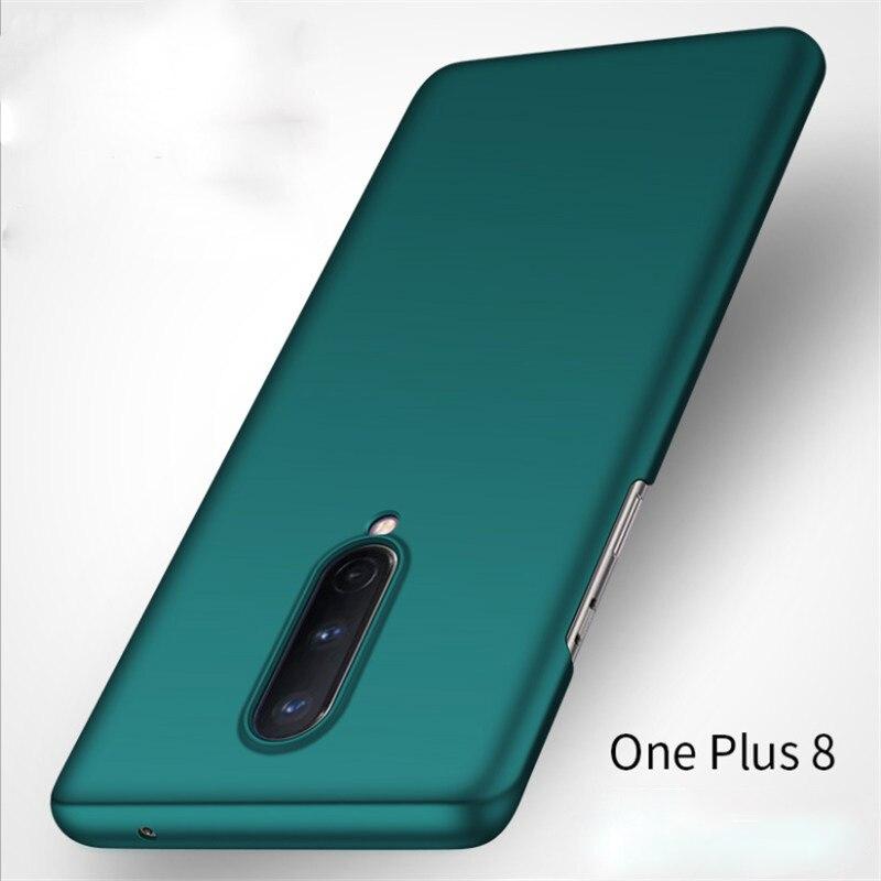 Para Oneplus 8 Pro, funda Original Aixuan One Plus 8 Pro, funda protectora completa, carcasa dura mate, funda para Oneplus 8 8 Pro