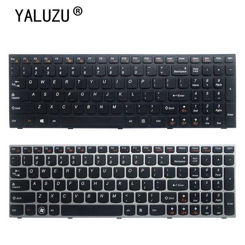¡Nuevo! Teclado Inglés YALUZU para Lenovo b5400 m5400 m5400a b5400 b5400a
