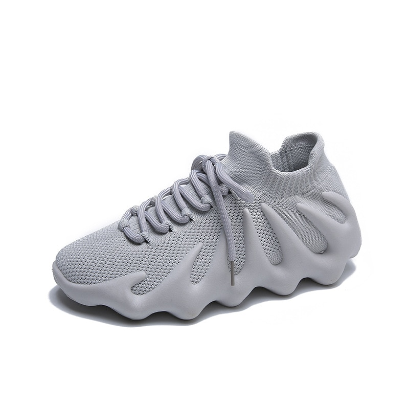 Woman Running Shoes Fashion Pink Soft Comfortable Breathable Casual Sneakers Daily Communication