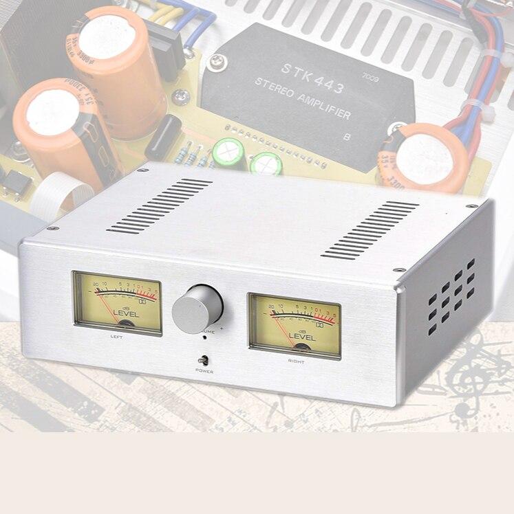 New Sanyo Thick Film STK443 Retro HIFI Fever Dual Head Amplifier Optional Bluetooth