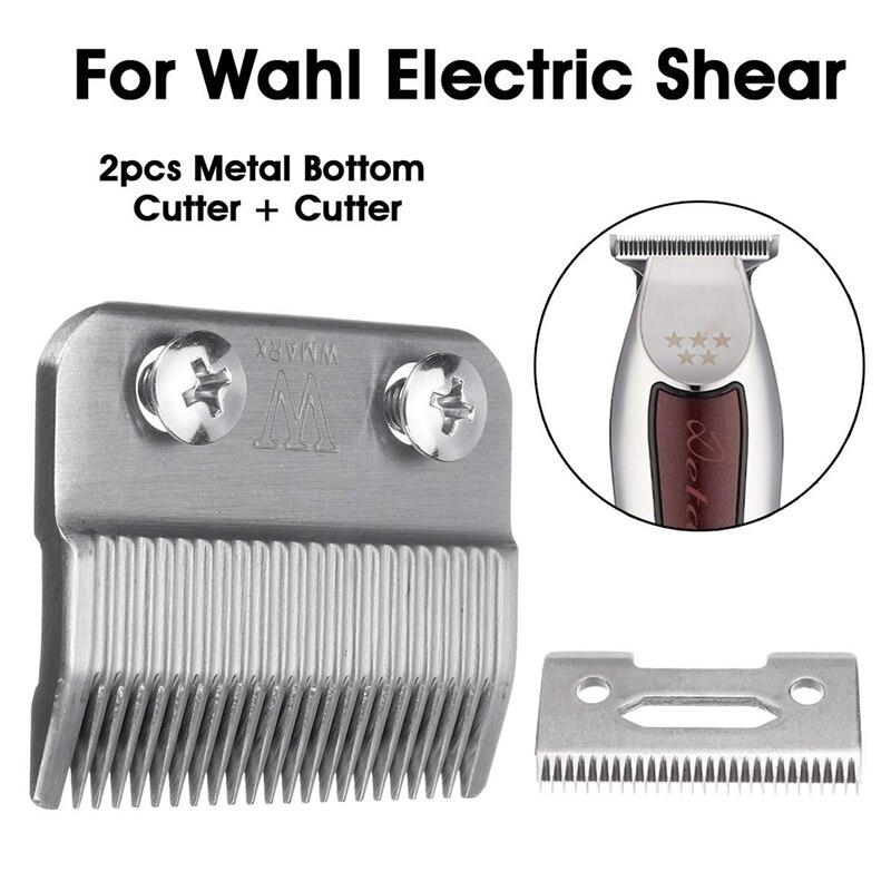 ABRA-замена режущей головки металлическое дно клипер лезвие для Wahl электробритва