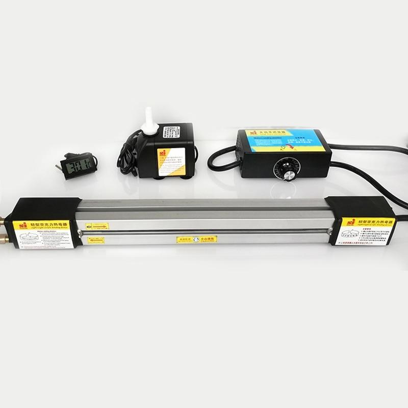 ماكينة ثني الأكريليك ، 23 بوصة ، 60 سنتيمتر ، 30 سنتيمتر ، لألواح البلاستيك والبلاستيك PVC