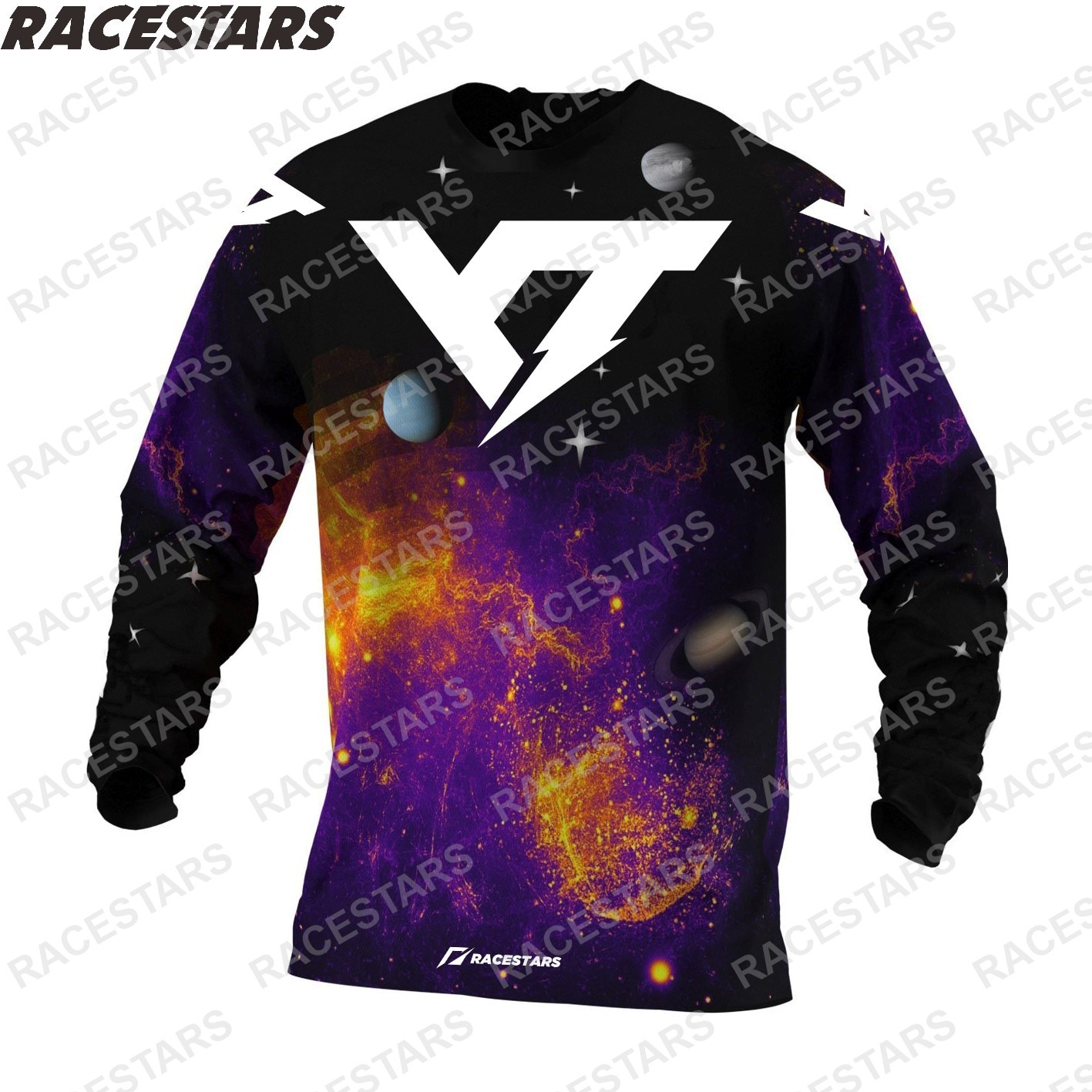 YT-Camiseta de Ciclismo para Hombre, camisetas de carrera Enduro para descenso de...