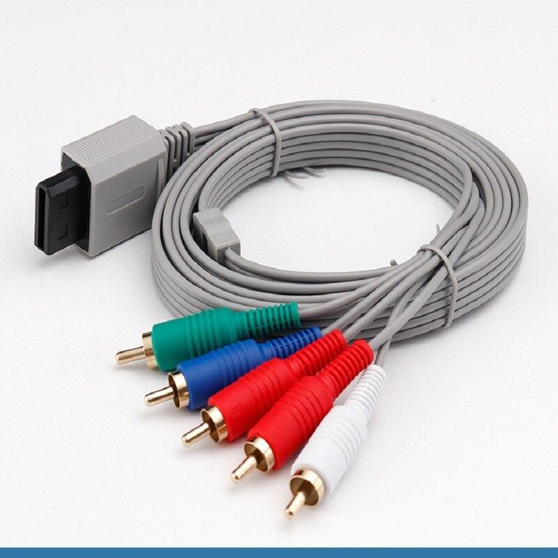 Componente Cable de Audio y Video HD AV Cable para Nintendo Wii...