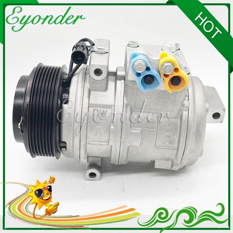 AC A/C Klimaanlage Kompressor Kühlung Pumpe Assy 7PK für Kia Mohave Borrego 977012J000 977012J001 97701-2J000 97701-2J001