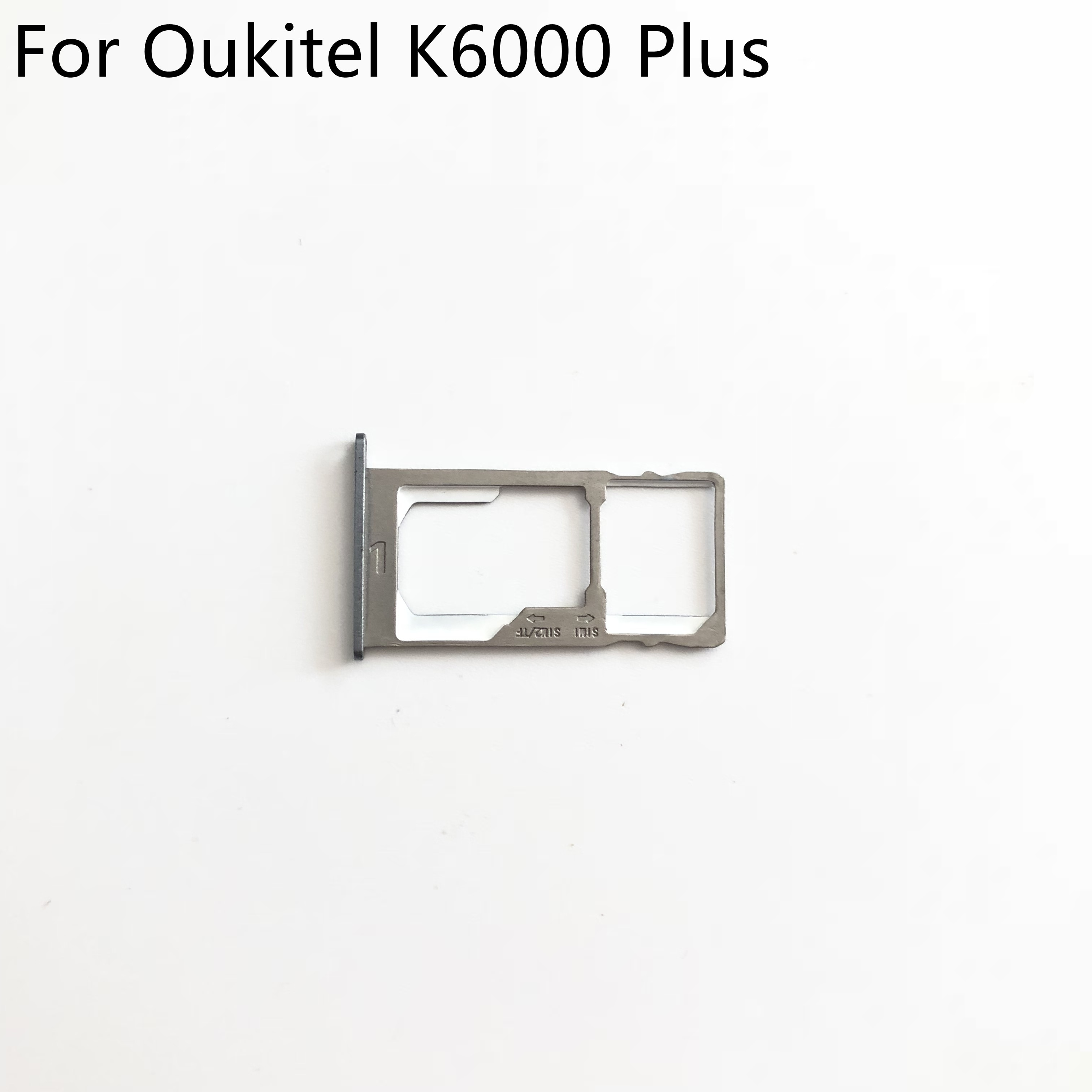 Фото - New Sim Card Holder Tray Card Slot Replacement For Oukitel K6000 Plus MTK6750T Octa Core 5.5 FHD 1920x1080 new sim card holder tray card slot replacement for oukitel k6000 plus mtk6750t octa core 5 5 fhd 1920x1080