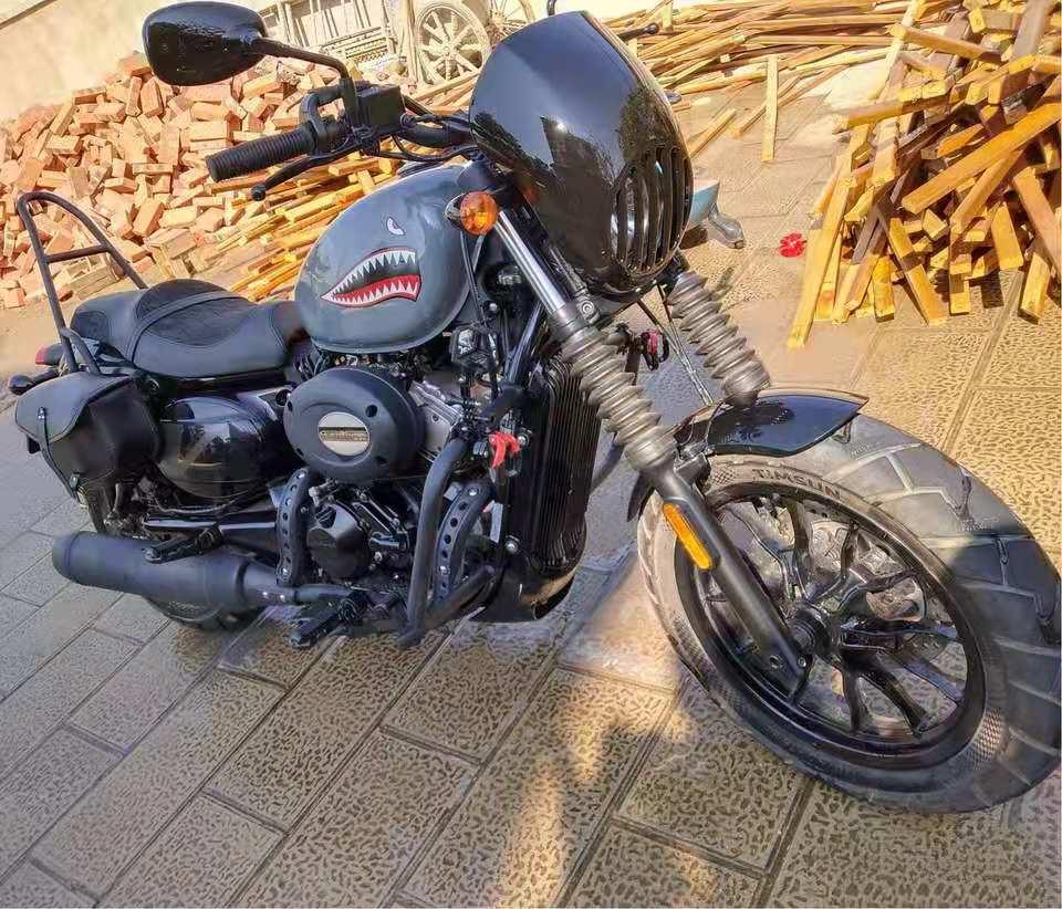 Индивидуальная мотоциклетная круглая накладка на ветровое стекло из АБС-пластика для лобового стекла Hyosung GV300S накладка на низ лобового стекла жабо для jac s5