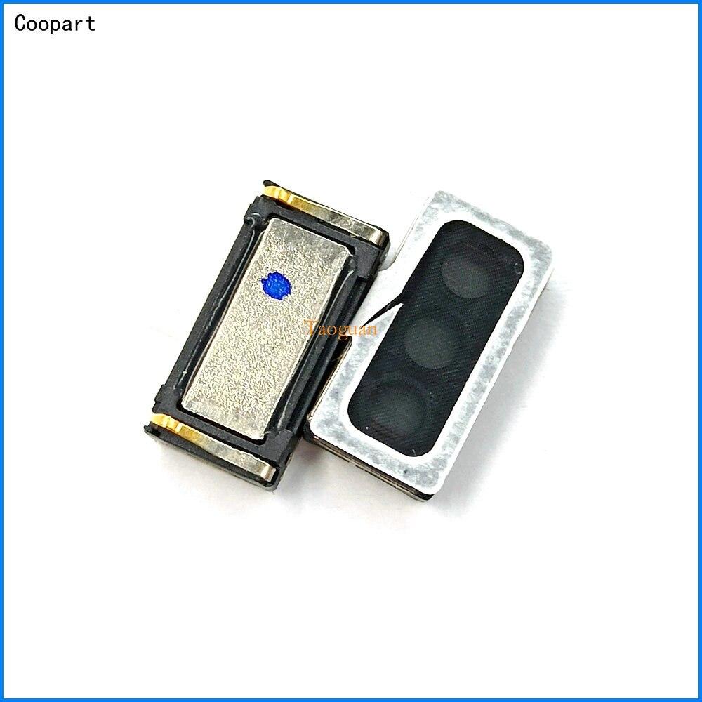 2 unids/lote Coopart superior oreja altavoz receptor auriculares para Xiaomi Redmi 3 3X 3 Pr 4 4A 4 Pro 5 5A 6 6A/nota 3 3pro 4 4X 5 5A 5pro