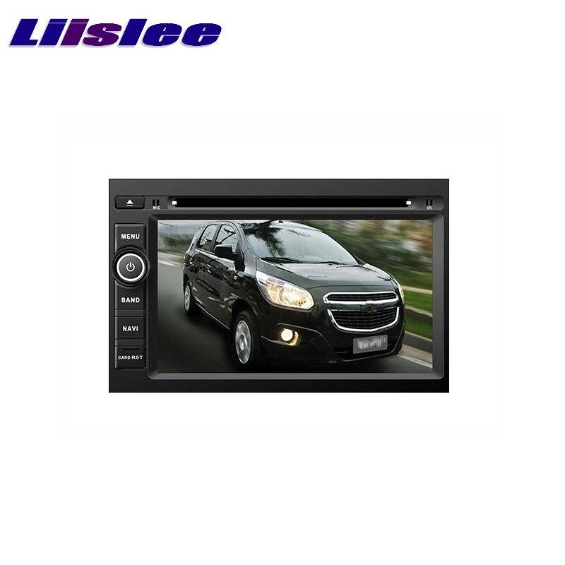 Para Chevrolet girar 2012 ~ 2017 LiisLee coche Multimedia TV DVD GPS de Audio de alta fidelidad Radio estilo Original de navegación