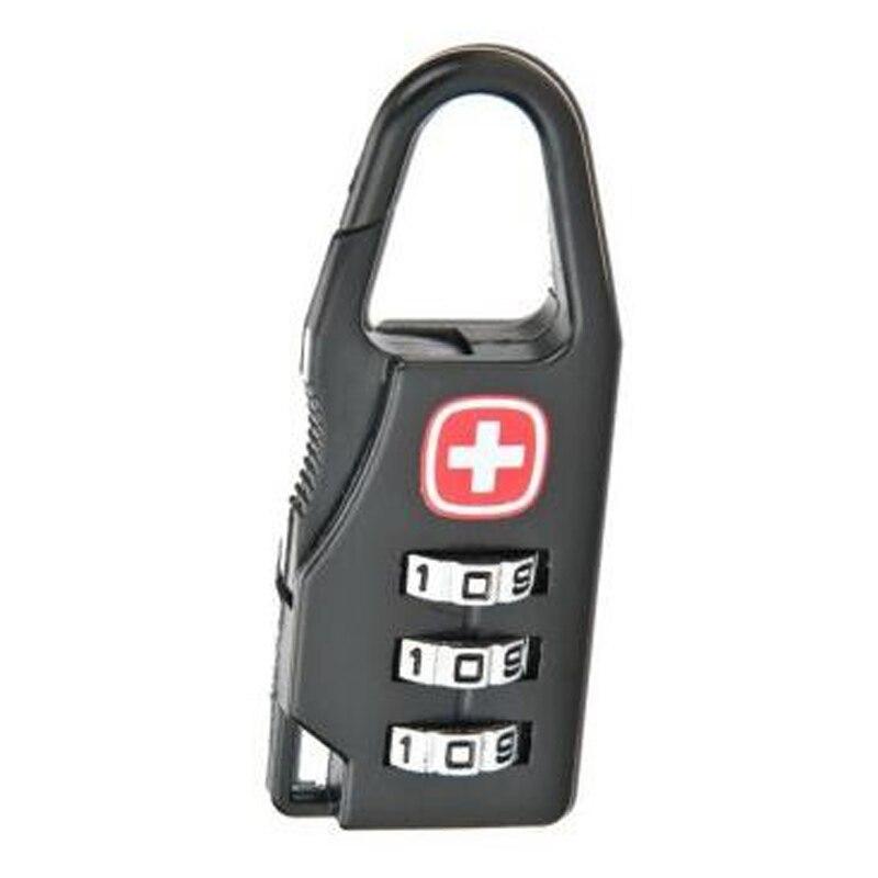 Bagage extérieur mot de passe serrure chariot boîte mot de passe cadenas Mini serrure à bagages sécurité AHPU antivol serrure