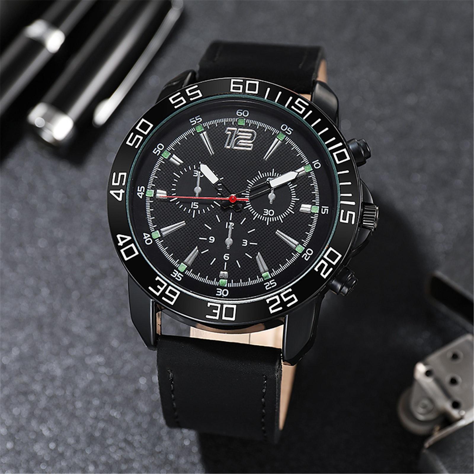 Men's Luminous Watches Outdoor Multi-function Electronic Watch Fashion Quartz Watches For Men Час