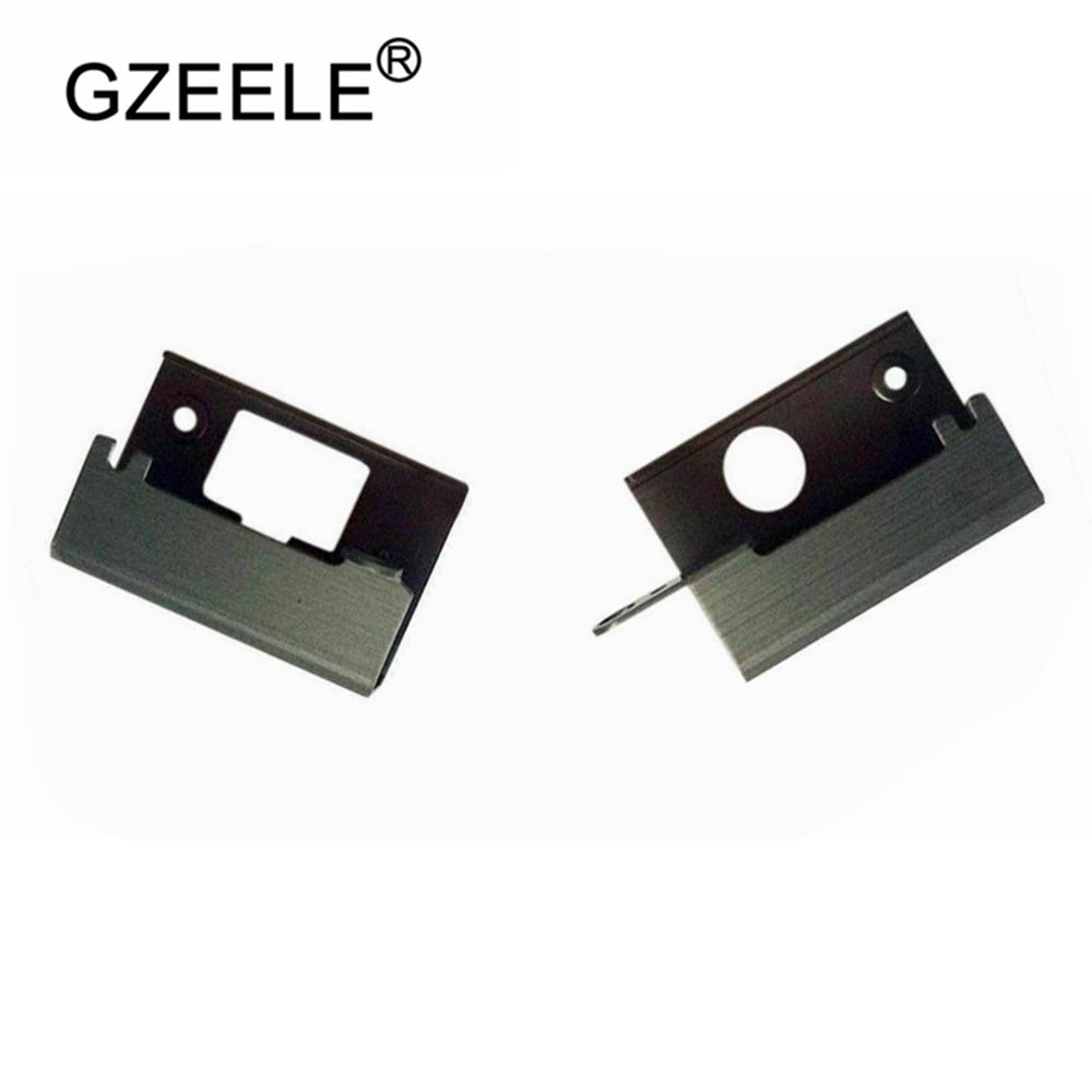 GZEELE-مفصلات lcd لأجهزة الكمبيوتر المحمول ، لجهاز Dell Latitude E7450 ، أجزاء لـ Touch 05T6X3 0KY4KM
