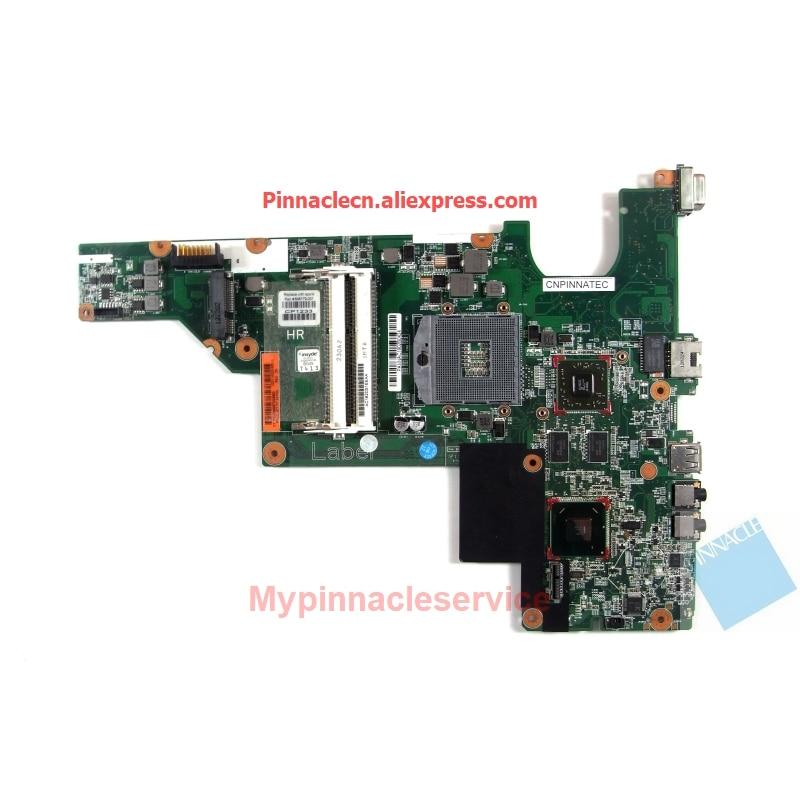 646179-001 لوحة رئيسية لأجهزة HP 2000 كومباك PRESARIO CQ43 CQ57