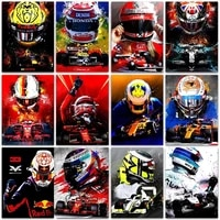 diamond painting max racing get away full square drill racing embroidery cross stitch kit rhinestone art picture home decor