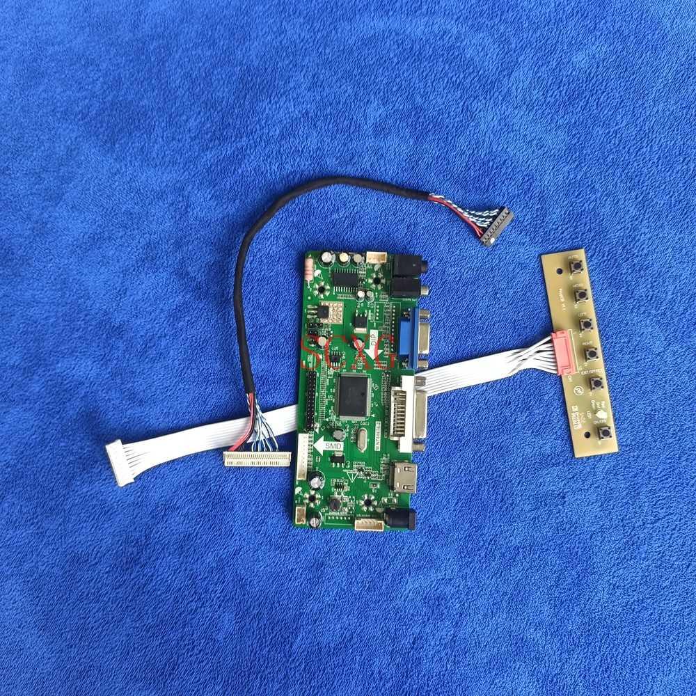 M.NT68676 لوحة تحكم محرك صالح CLAA089NA0CCW/CLAA089NA0FCW شاشة 1024*600 30 دبوس LVDS LED LCD عدة DVI VGA HDMI متوافق