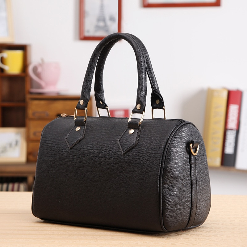 Women's PU Leather Clutch Bag Ladies Handbags Brand Women Messenger Bags Femme Handle Bags Bolsa Feminina