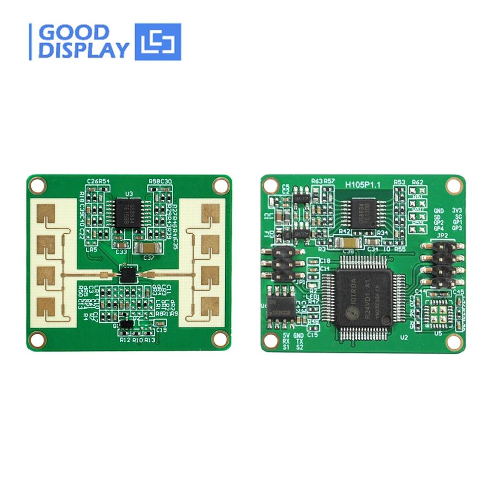 24GHz Wireless Millimeter Wave Human Radar Sensor For Sleep Monitoring, IR24SMA enlarge