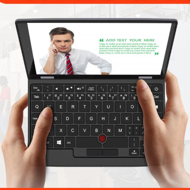 7-inch Touch Control Laptop Quad-core Business Office Learning Portable Computer RAM 8G+ ROM 128G Laptop