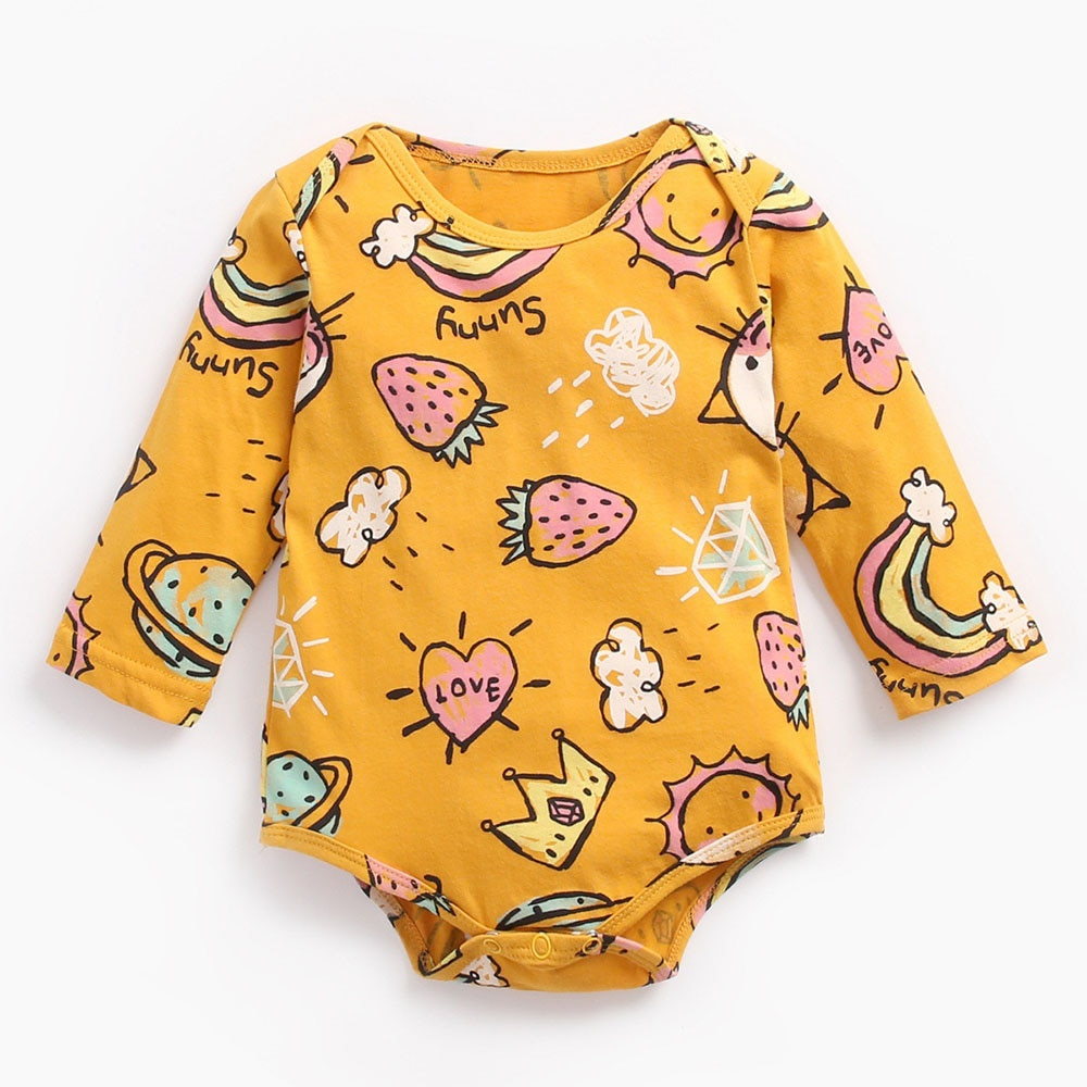 31 styles Newborn Baby Bodysuit Children Clothing Fashion Girls Boy Clothes infant Jumpsuit Girls Cl