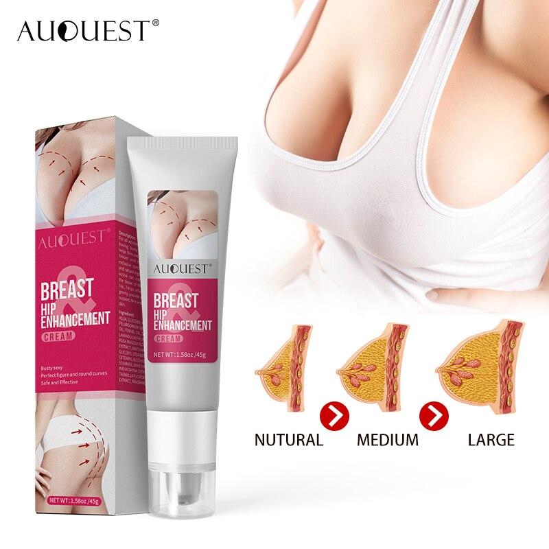 AUQUEST Butt Enhancement Cream Hip Buttock Fast Growth Butt Enhancer Breast Enlargement Body Cream Sexy Body Care for Women 45g недорого