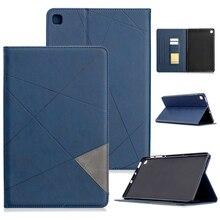 Pour Samsung Galaxy Tab S6 Lite 10.4 housse de support Funda pour Galaxy Tab S6 SM-P610 SM-P615 P610 P615 étui pour tablette avec fente pour carte