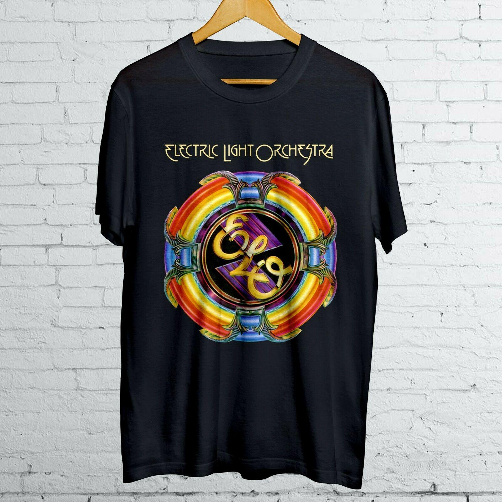 Electric Light Orchestra 50Th Anniv B Comfort camiseta S Xl calidad garantizada