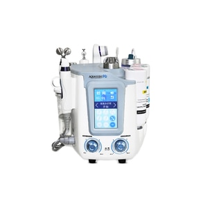 6 in 1 AQUASURE H2 oxygen machine hydrafacial device hydrogen BIO skin lifting and Deep cleansing