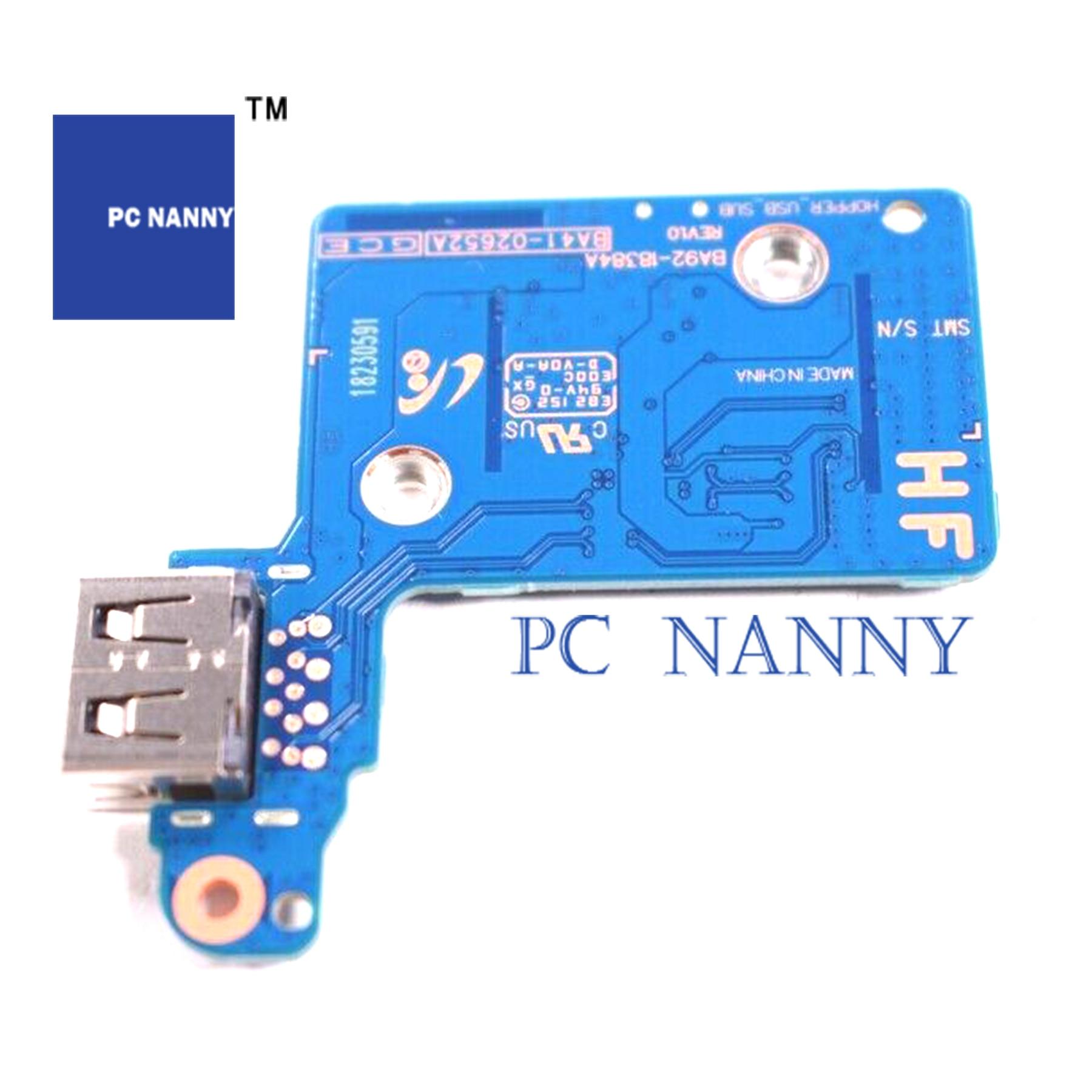 مربية لسامسونج NP XE525QBB xe521qab USB مجلس BA2-18384A ba41-02682a المتكلم لوحة اللمس