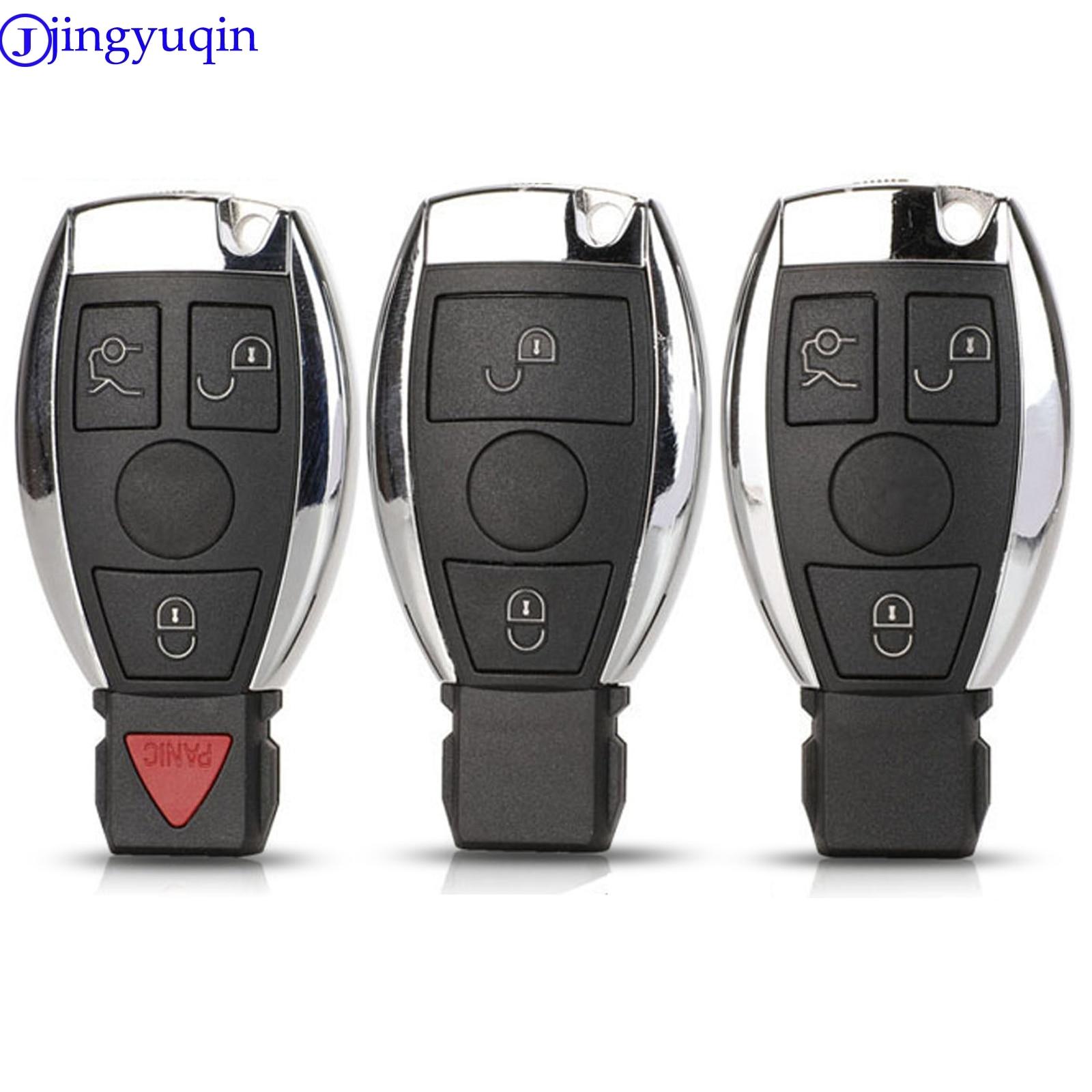 Llave de coche remota para Mercedes Benz año 3/4 + compatible con NEC y BGA originales de 2/2000 B sin llave
