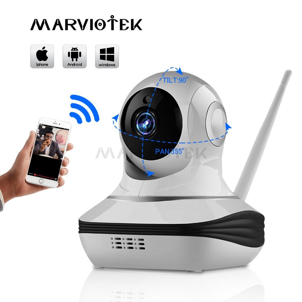 CCTV Cámara WiFi 720P visión nocturna 1080P IP Cámara Wifi seguridad del hogar Ipcam Wifi Video vigilancia Mini cámara HD Monitor de bebé