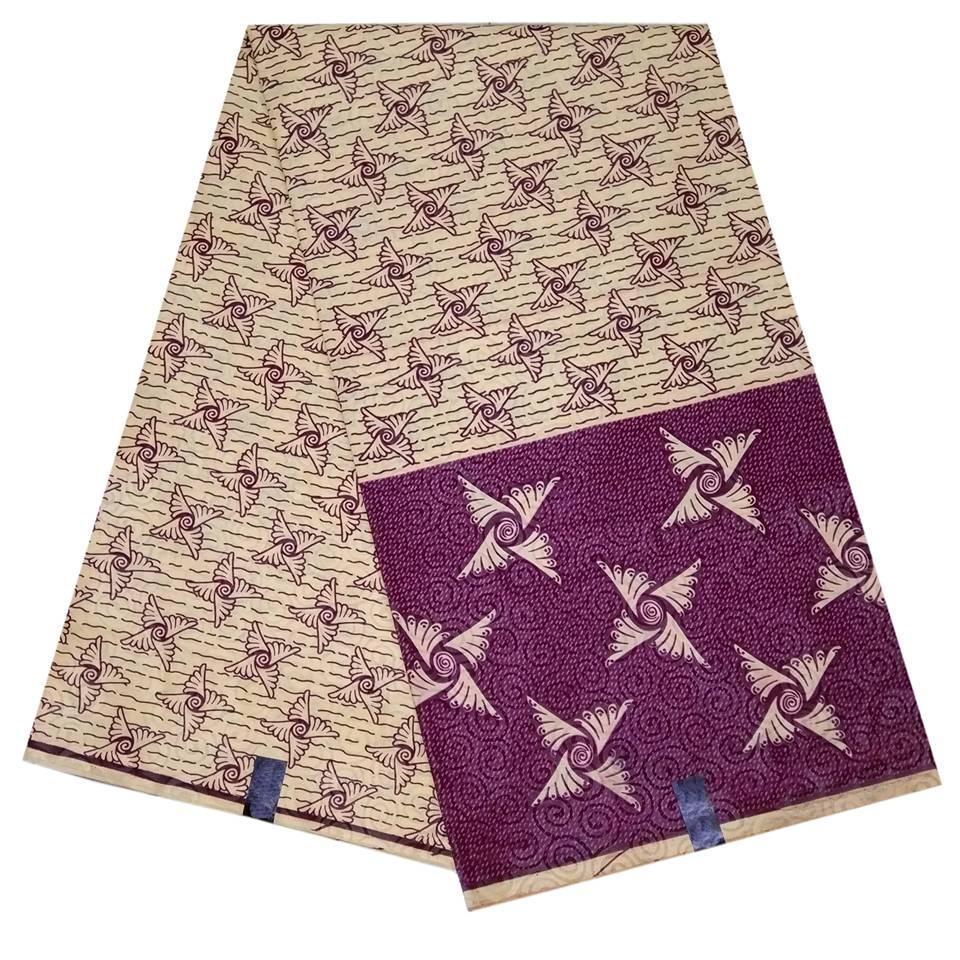 Polyester 6 Yards  Mitex Wax Print/ African Fabrics Kitenge/Pagnes/Tissues Africain/ Lapa/Chitenge LBLD-26