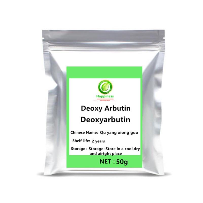 99% Deoxy Arbutin Powder Deoxyarbutin Powder lighten Dark Spots On The Skin Rapid And long-lasting Whitening glitter for face