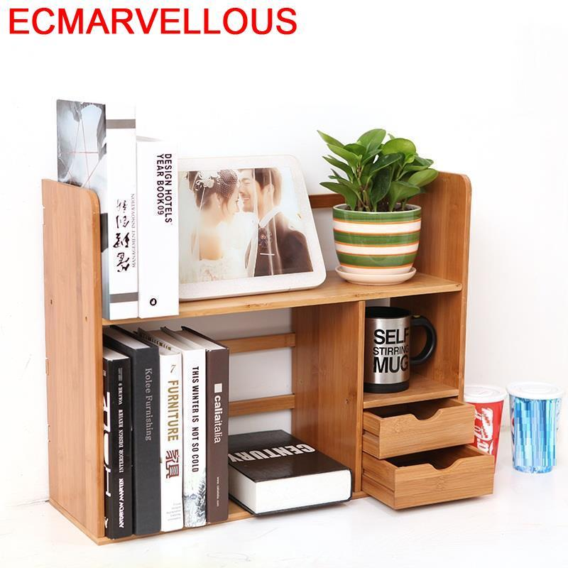 Boekenkast Bois Cabinet Madera Mobilya Meuble Librero Home Decor Dekorasyon Decoration Book Furniture Retro Bookshelf Case