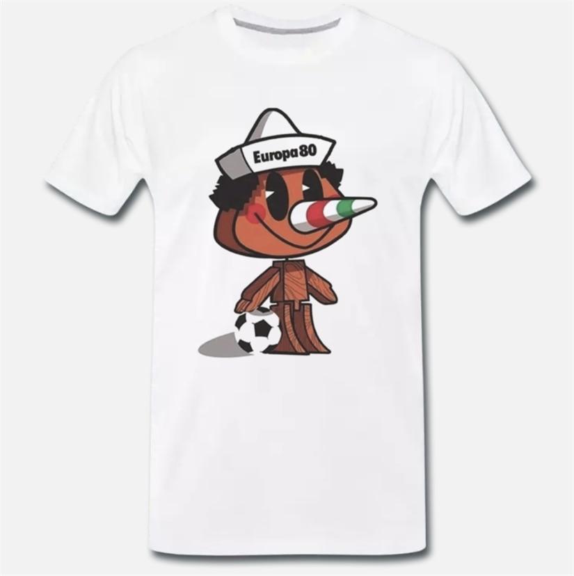 Camiseta Maglia Europei Di Calcio de Italia 1980 Italia 80 fútbol S-M-L-Xl venta al por mayor camiseta
