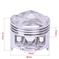 49mm pin 13mm 50 oversize 0 5 0 5 mm motorcycle piston rings kit for honda kaz cbr250 mc2 cbr22 cb250 cb cbr jade hornet 250