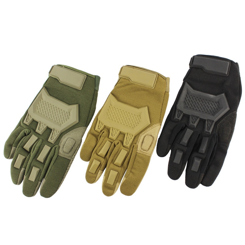 B7 Outdoor All Finger Tactical Gloves Men's Sports Cycling Fitness Antiskid Motorcycle enlarge