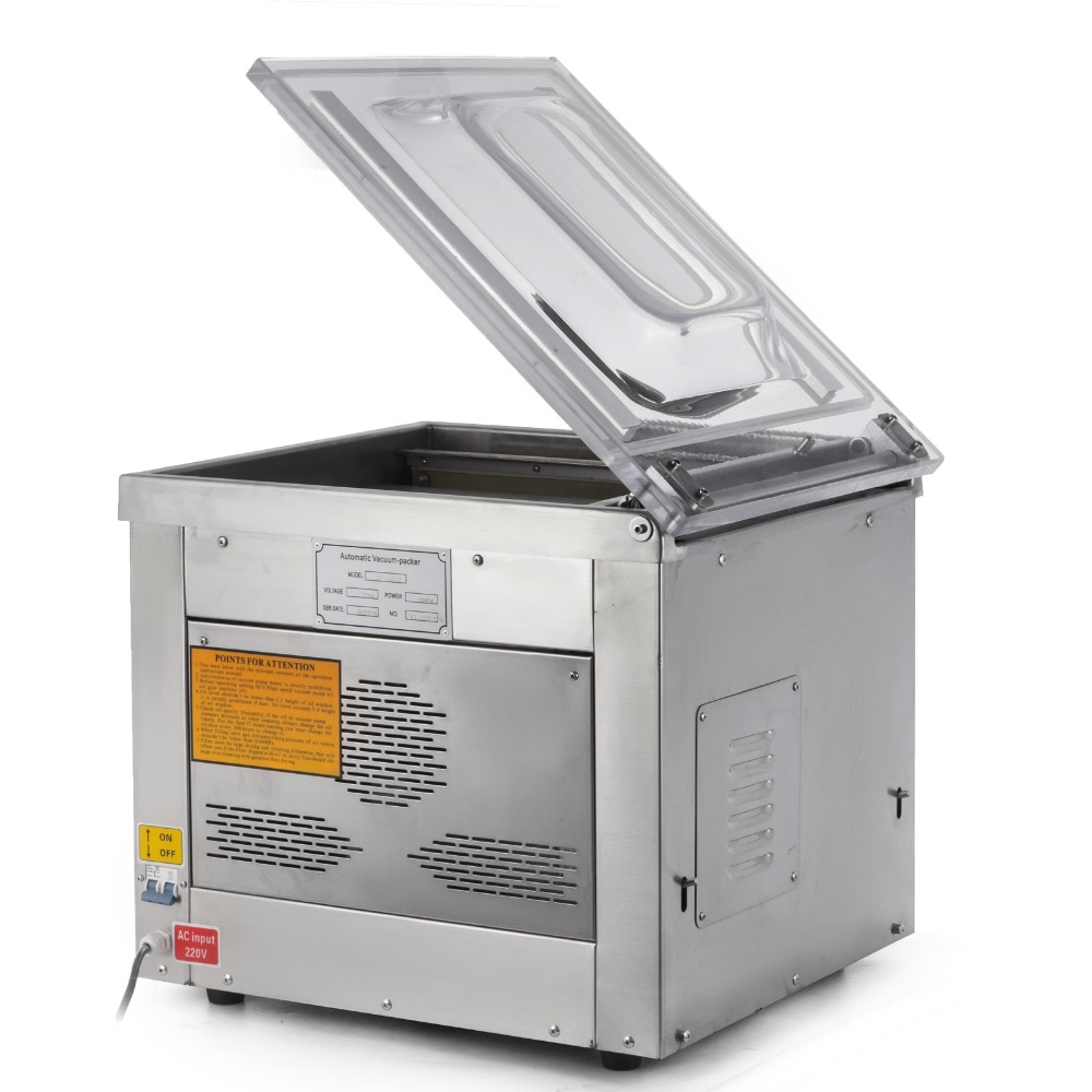 DZ-400/2F التلقائي فراغ السدادة الغذاء فراغ ختم آلة التعبئة