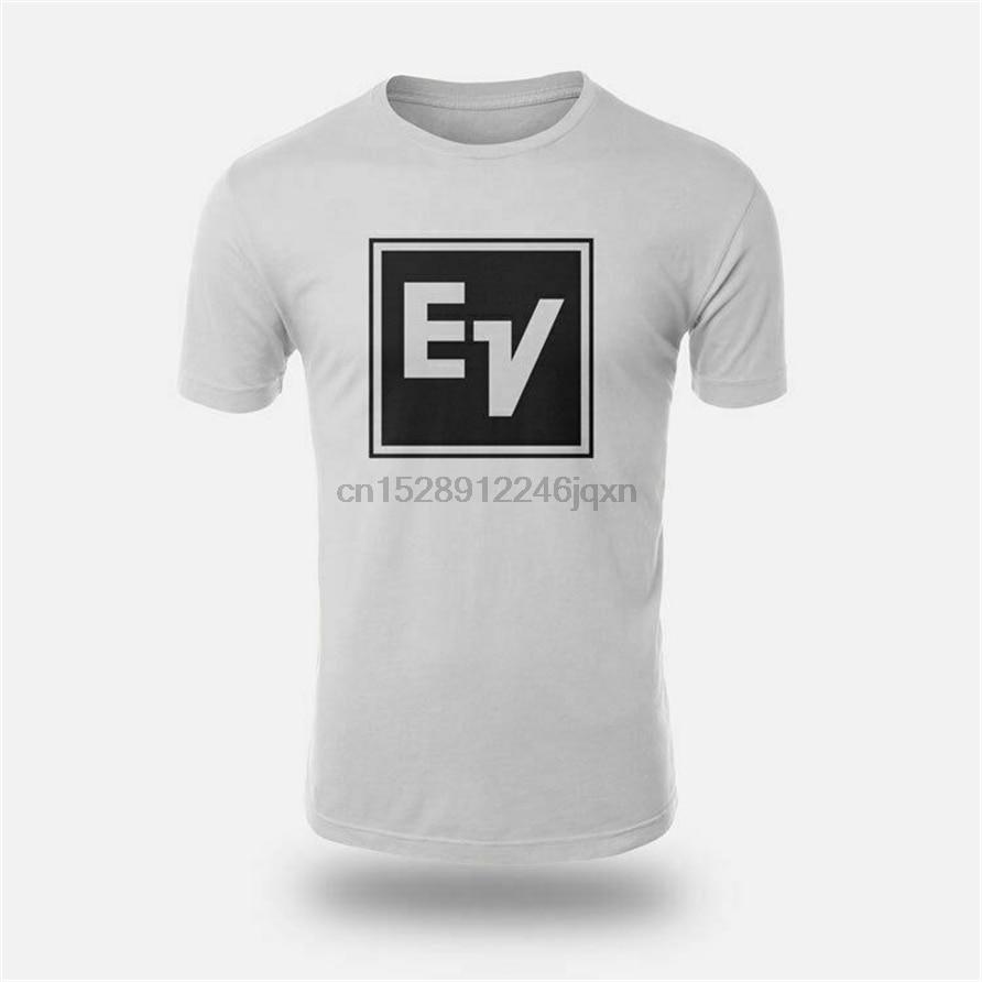 Neu футболка Grobe S до 3XL Electro-Voice Pro Audio Speakers Ev Мужская футболка на заказ с принтом экрана футболка