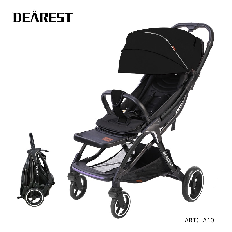 Dearest A10 Stroller Lightweight Folding 2021 nian Most Best Seller Vehicle Models Expedited Delivery Convenient Returned
