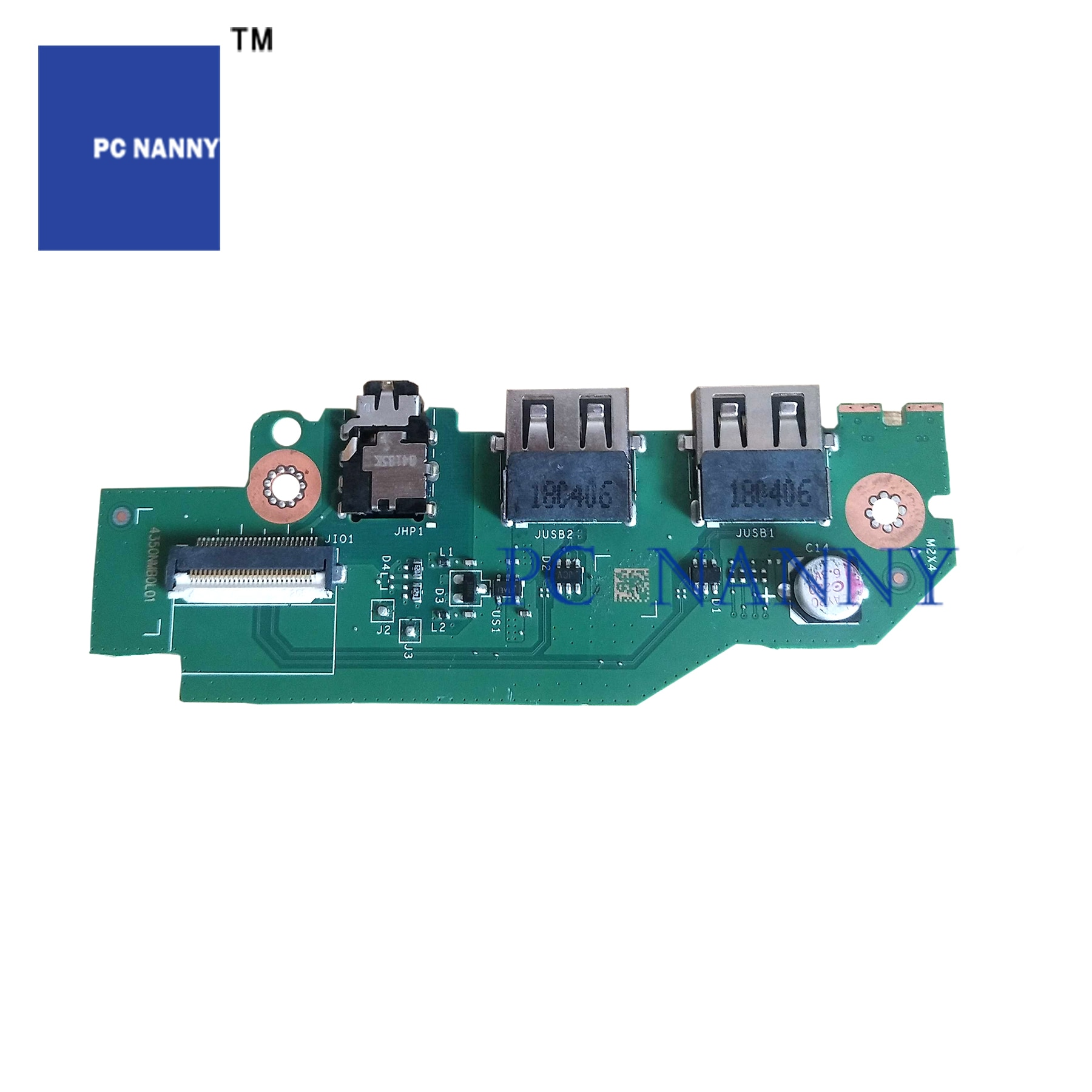 PCNANNY لشركة أيسر نيترو AN515-52 AN515 DH5VF LA-F954P usb الصوت مجلس لوحة اللمس تراكباد رئيس مجموعة اختبار جيدة