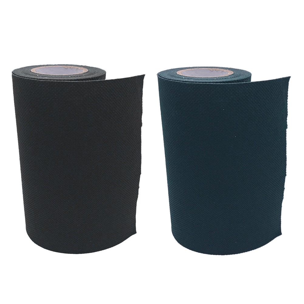 Cinta de césped Artificial de 15x5cm, cinta para costura de césped sintético autoadhesiva para conectar una alfombra de césped Artificial