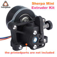 Trianglelab Sherpa MINI Extruder KIT Light Weight BMG Extruder Compatible With Ender3 CR10 TEVO 3D Printer