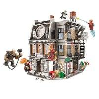 sx4046 steel spider alliance heroes revenge blocks assembles toy 50010 10840 children