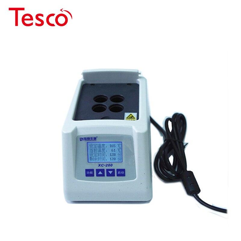 Medidor inteligente de bacalao, instrumento de laboratorio, oxígeno químico con pantalla LCD