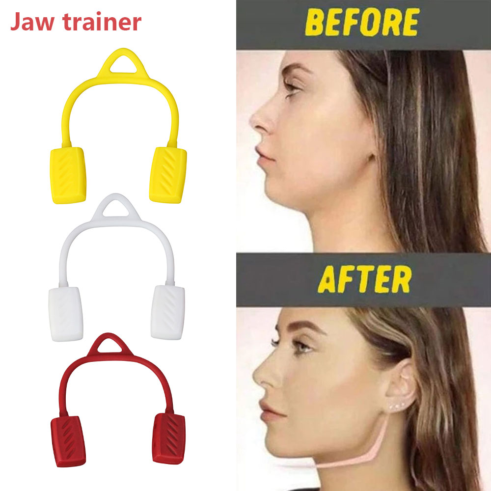 Neck Face Chin Muscle Training Ball Toner Exerciser Jawline Exercise Ball for Effective Working-out Accessories